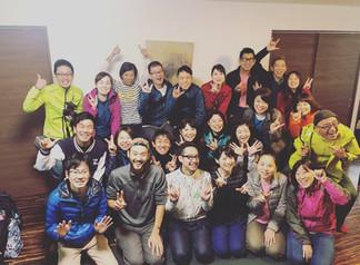 ◇2019/3/16(土)◇Team A☆H☆O ニュージーランド250キロ報告会in 東京