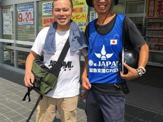 2018.9.16 西日本豪雨の支援①