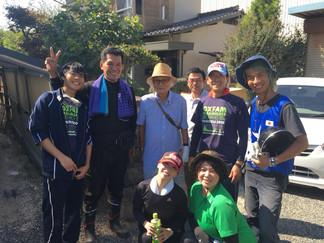 2018.9.5 西日本豪雨の支援②