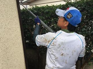 2018.10.9 西日本豪雨の支援①