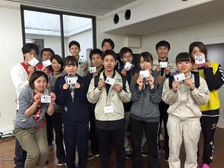 4.25 熊本支援チーム&め組JAPANの報告