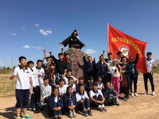 第19回  中国 内モンゴル植林