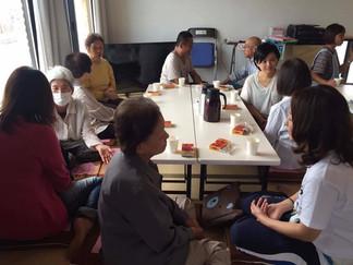 チームくまモンcafe2016.10.12 今日の活動