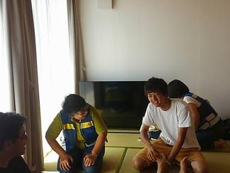 チームくまモンcafe2016.08.23 今日の活動