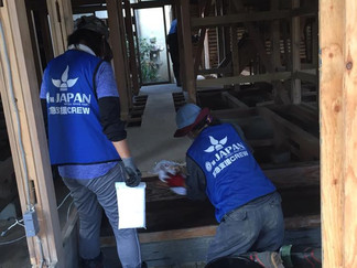 2018.10.8 西日本豪雨の支援①