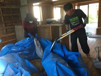 2018.9.28 西日本豪雨の支援①
