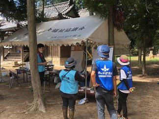 2018.9.2 西日本豪雨の支援②