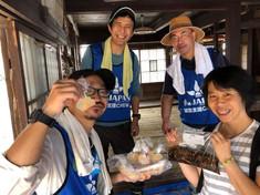 2018.9.1 西日本豪雨の支援①