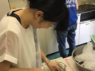 2018.9.1 西日本豪雨の支援⑤