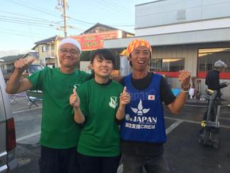 2018.8.17 西日本豪雨の支援①