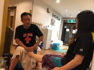 2018.9.2 西日本豪雨の支援①