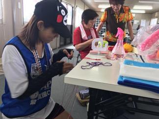 チームくまモンcafe2016.07.27 今日の活動