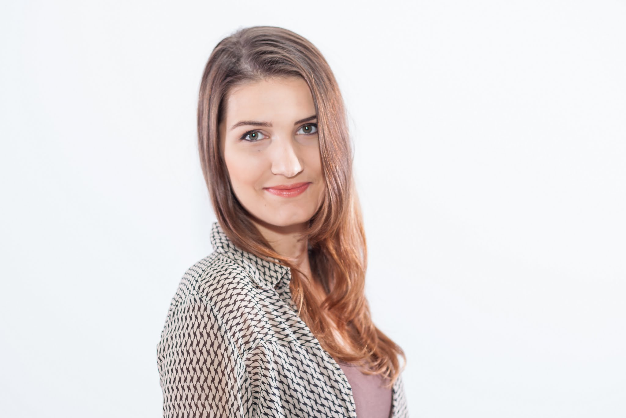 pracovná profilová fotografia