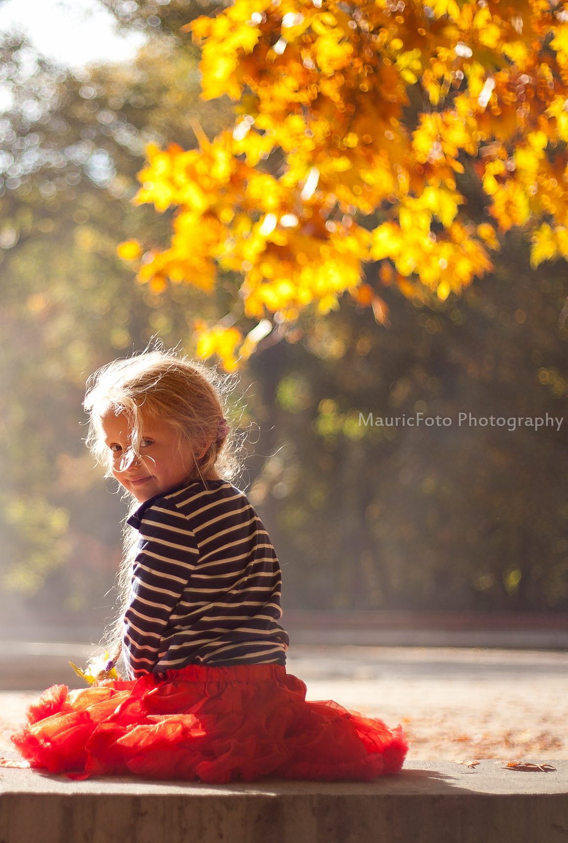 umelecký detský fotograf