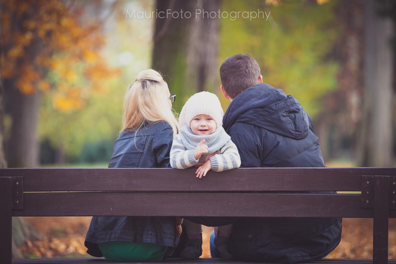 jesenné rodinné fotenie