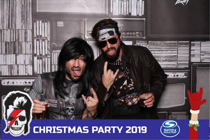 rock party fotobudka
