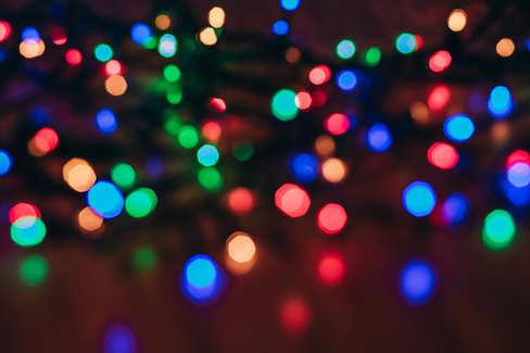 farebne svetielka