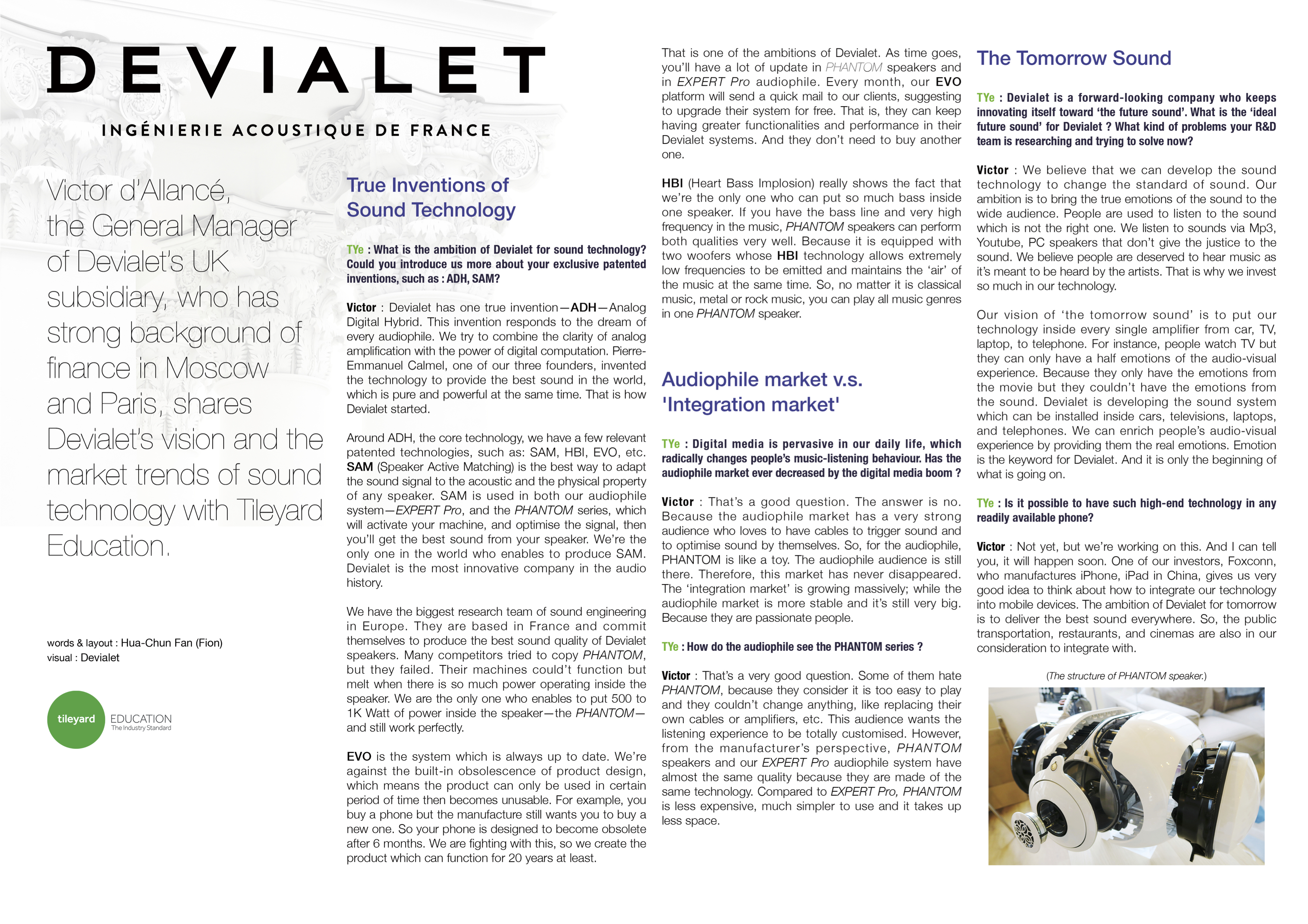 Conversation with Devialet, UK_p.1