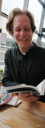 Roger McKinley, Head of Innovation at FACT, Liverpool