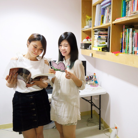 【WH. Diary 4】《贈物:京都》with Han-Shu