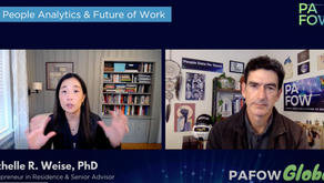 People Analytics & Future of Work - Global Online