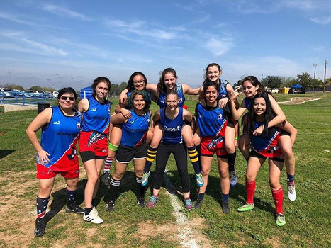 BIG shoutout to our HS Riveters for logg