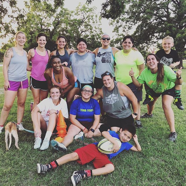 We showed up, we ran around, we glistened in sweat.jpg