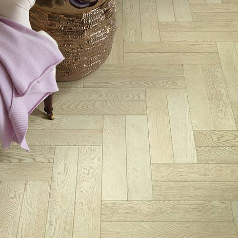 Empire Oak Herringbone - Shaw Floors