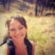 Hiking selfie😊🐶🐾! #muddypawokanagan__