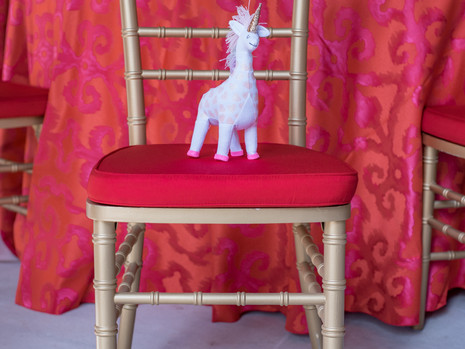 His Majesty, Sir Richard Sprinkle the Girafficorn: The Official Mascot of KHE