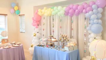 Kayla Huston Events custom balloons