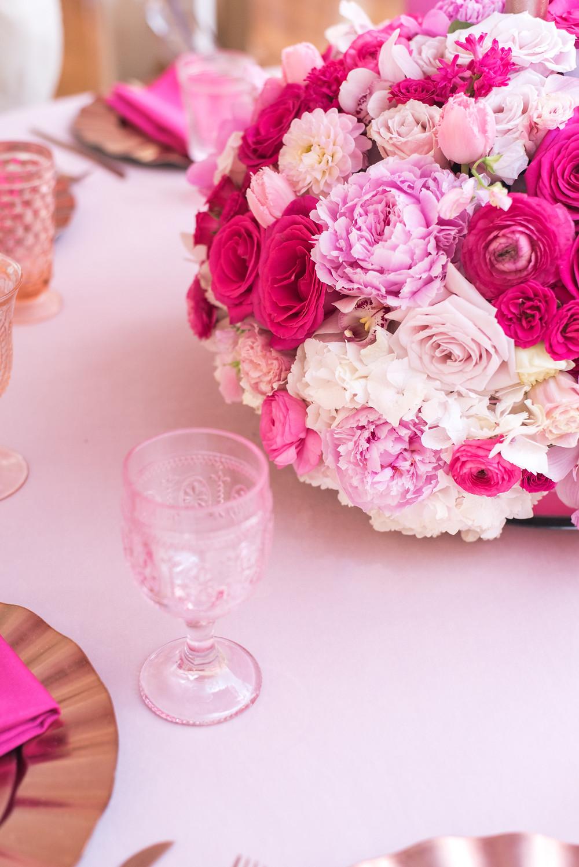 Kayla Huston Events Tickled Pink Baby Shower