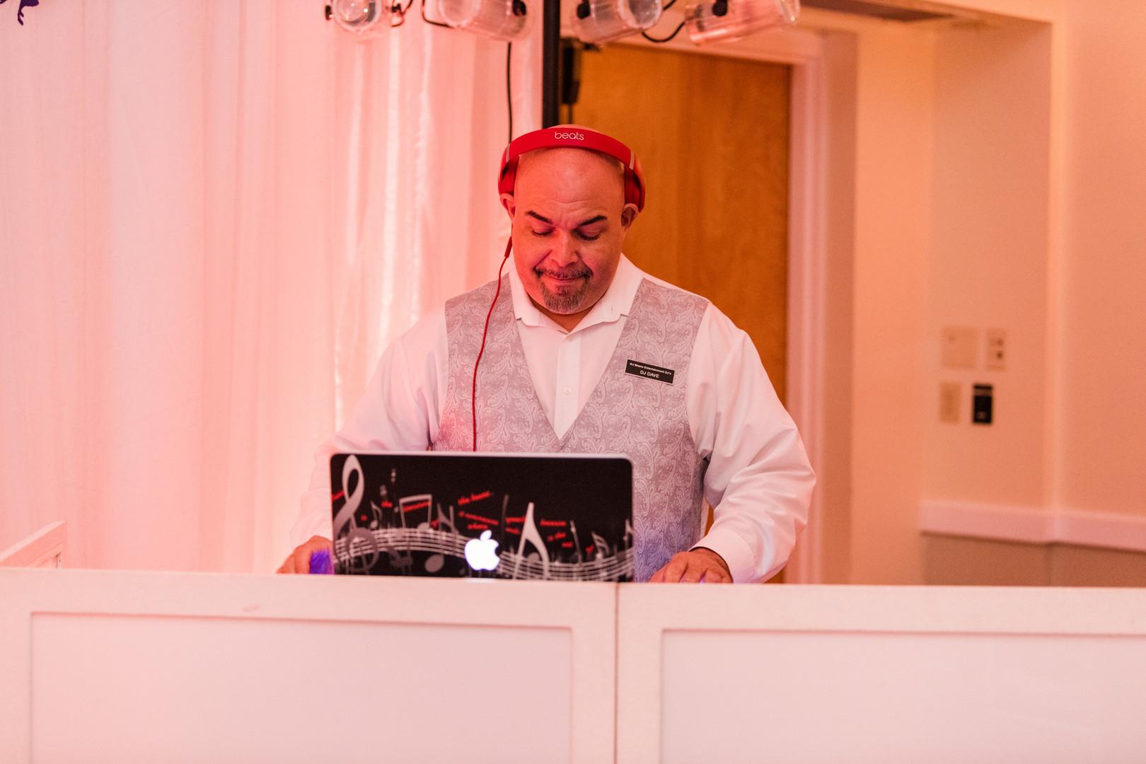 DJ Dave with DJ Shane Entertainment