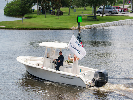 Riverside Brunch Wedding at Harbor Stay
