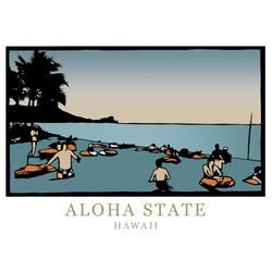 ALOHA STATE_HAWAII
