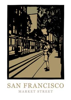 SAN FRANCISCO_MARKET STREET