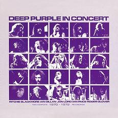 Copertina album dei Deep Purple