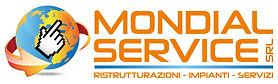 Logo Mondial Service