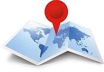 Voi siete qui, un'immagine per la geolocalizzazione
