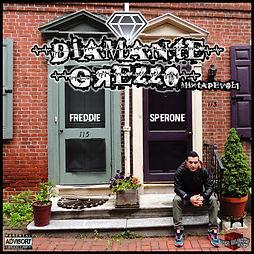 """Copertina di """"Diamante Grezzo"""" di Freddie Sperone"""