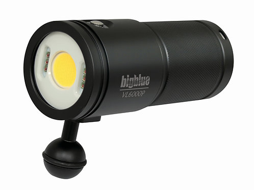 VL6000P : Photo/video light 120°, CRI Ra 85