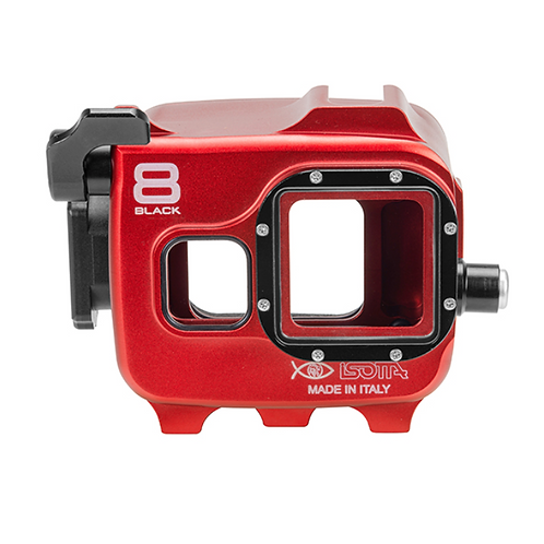 Isotta Housing/ carcasa -GoPro Hero 8 Black