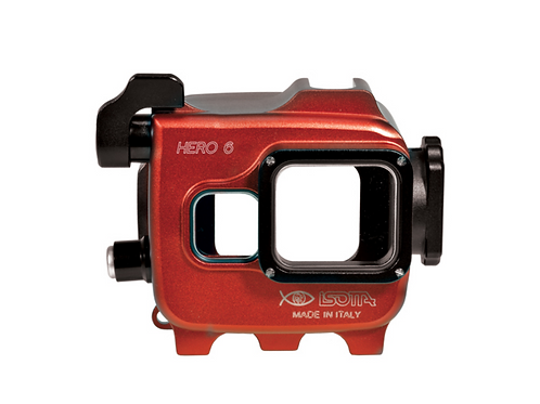 Isotta Housing/ carcasa -GoPro Hero6 Black
