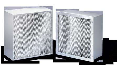 Высокотемпературные фильтры