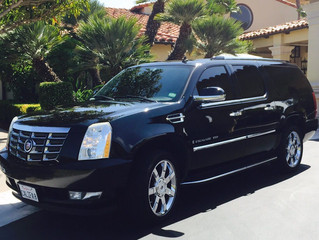 Make Your Rides Comfortable By Booking Sedan Car Services in Los Angeles