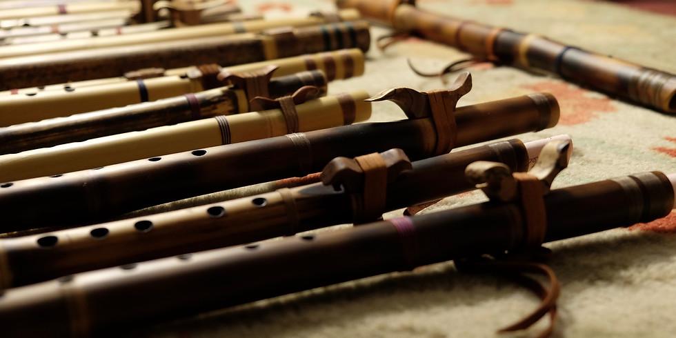 Native American Flute Making Workshop