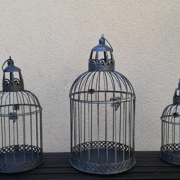 Vogelkäfige 3 Größen