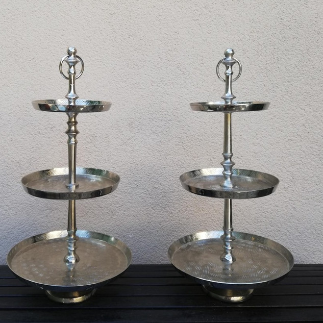 Tisch- Etageren