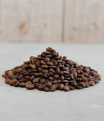 Peak coffee beans