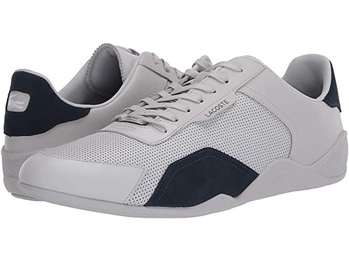 Hapona 120 LEATHER/SUEDE GREY/NVY